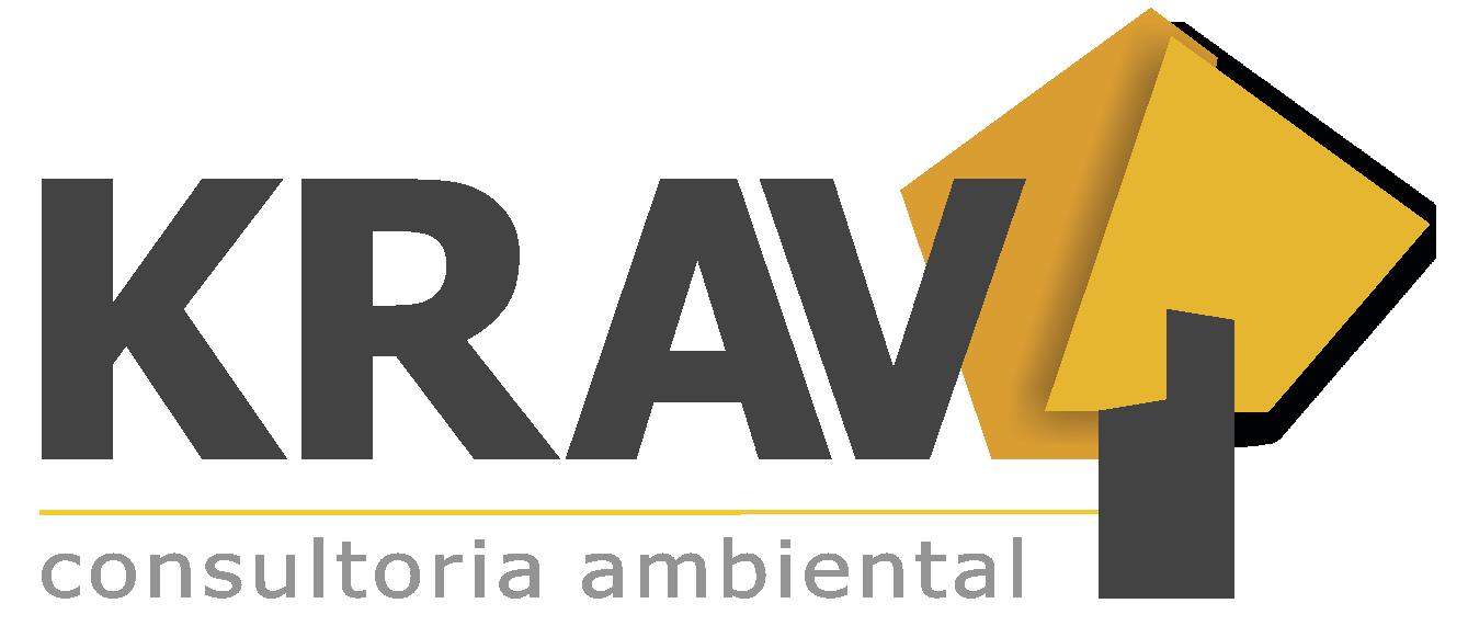 logotipo Krav Consultoria Ambiental